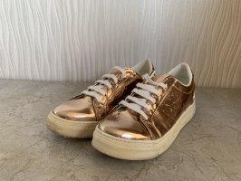 Bronze Metallic Sneaker von Graceland / Deichmann