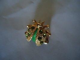 Brooch green