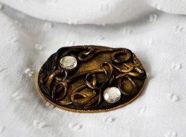 Brosche True Vintage Antik Bronze Kupfer Edel Rarität