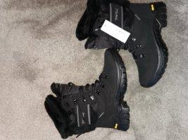 Brütting Winter Booties black