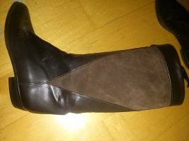 BRUNELLA ~ hochwertige Lederstiefel ~ braun Gr. 37,5 ~ weiches Leder ~