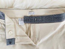 Brunello Cucinelli Pantalone a vita bassa multicolore