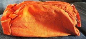 Bruno Banani Kosmetiktasche Schminktäschchen orange  neu und unbenutzt