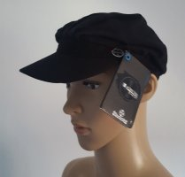 Brunotti Visor Cap black viscose
