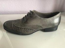 Café Noir Budapest schoenen grijs Leer