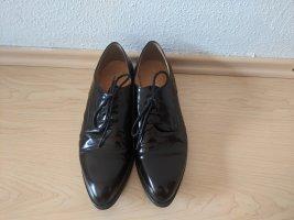 unbekannte Wingtip Shoes black