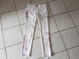 """Buena Bista Ripped Jeans """" weiß """" Gr. M """" neuwertig !!!"""