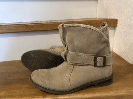 Buffalo Short Boots beige