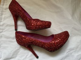 Buffalo Glitzer-High heels