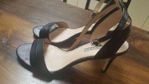 Buffalo High Heels, schwarz, 9cm, Gr.41