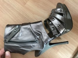 Buffalo Hochschaft Sandaletten/Stiefeletten Neuwertig!