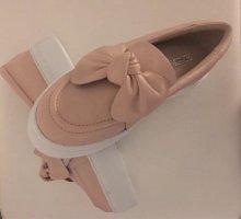 Buffalo Slippers light pink