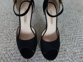 Buffalo London Platform High-Heeled Sandal black
