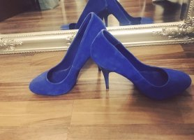 Buffalo Pumps royalblau
