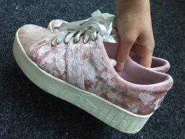 Buffalo Sneakers met hak veelkleurig