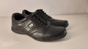Bugatti Wingtip Shoes black