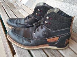 Bugatti Stretch Boots black