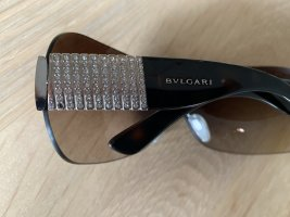 Bulgari Glasses black-black brown