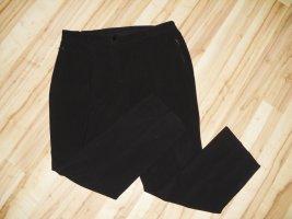 Bundfalten Hose, schwarz, Gr.44, C&A