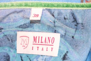 Bunte Bluse von Milano