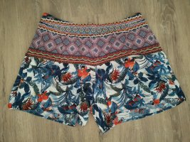 Springfield Shorts rosso-verde