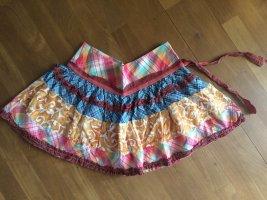 Bleifrei Mini rok veelkleurig