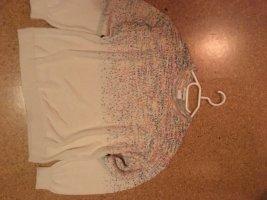 bunter Pullover