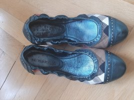 Burberry Ballerines pliables bleu