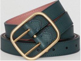 Burberry Double Belt cadet blue