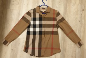 Burberry Shirt Blouse brown-beige