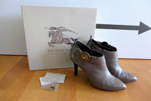Burberry Ankle Boots multicolored leather