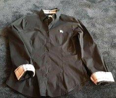 Burberry Brit Bluse schwarz, Gr. S, NEUWERTIG