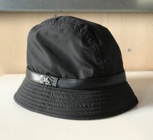 Burberry Bucket Hat black polyester