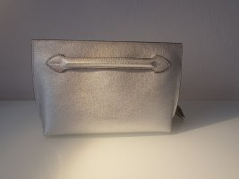 Burberry Clutch silver-colored