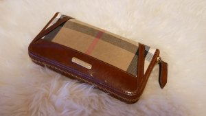 Burberry Wallet brown-gold-colored