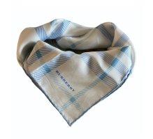 Burberry Halsdoek wit-blauw