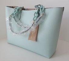 Burberry Haymarket Medium Reversible Tote Bag Shopper