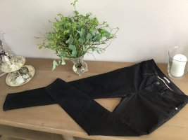 Burberry Low-Rise Trousers black