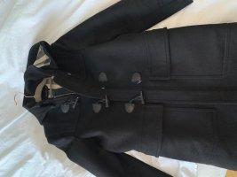 Burberry Heavy Pea Coat black