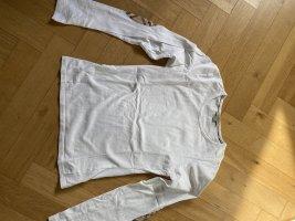 Burberry Długa koszulka biały Bawełna