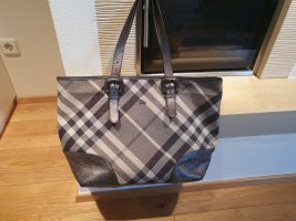 Burberry Shopper zilver