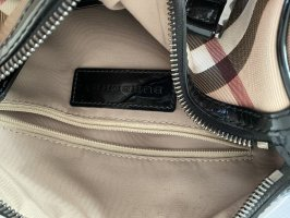 Burberry Nova Check Boston Bag