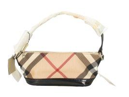 Burberry Handbag beige textile fiber