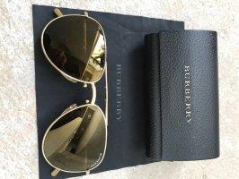 Burberry Okulary złoto