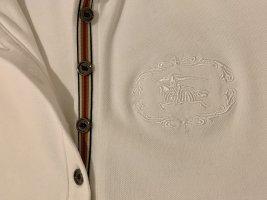 Burberry London Polo shirt wit