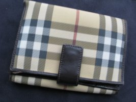 Burberry Wallet beige-camel leather