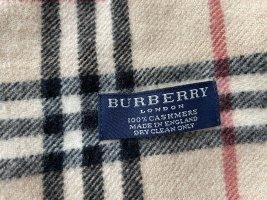 Burberry Schal limitiert Fransen