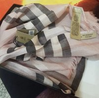 Burberry Silk Scarf rose-gold-coloured