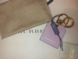 Burberry Portachiavi malva-color oro rosa