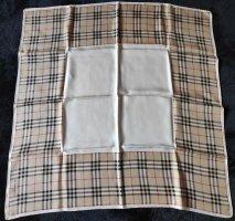 Burberry Zijden doek zwart-beige